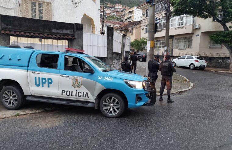 Polícia Militar do Rio faz operação nos Morros da Formiga, Salgueiro e Turano nesta quarta-feira (6)
