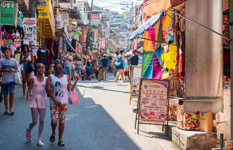 No mês de Novembro, Dia da Favela será marcado por intervenções artísticas, debates e reflexões